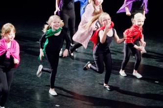 Stage 3 Fun Dance: Year 2 +