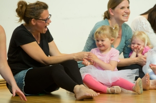 Stage 1 Ballet: Toddlers