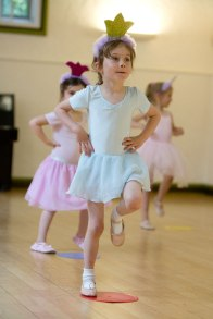 Stage 4 Ballet: Reception- Year 2